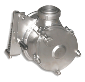 EGRETIER Bilobe volumetric pump closed