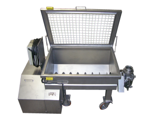 EGRETIER transfer Hoppers for food indutry