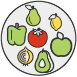 EGRETIER: Equipment for the food industry, fruits, vegetables