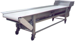 EGRETIER Sorting table for food industry
