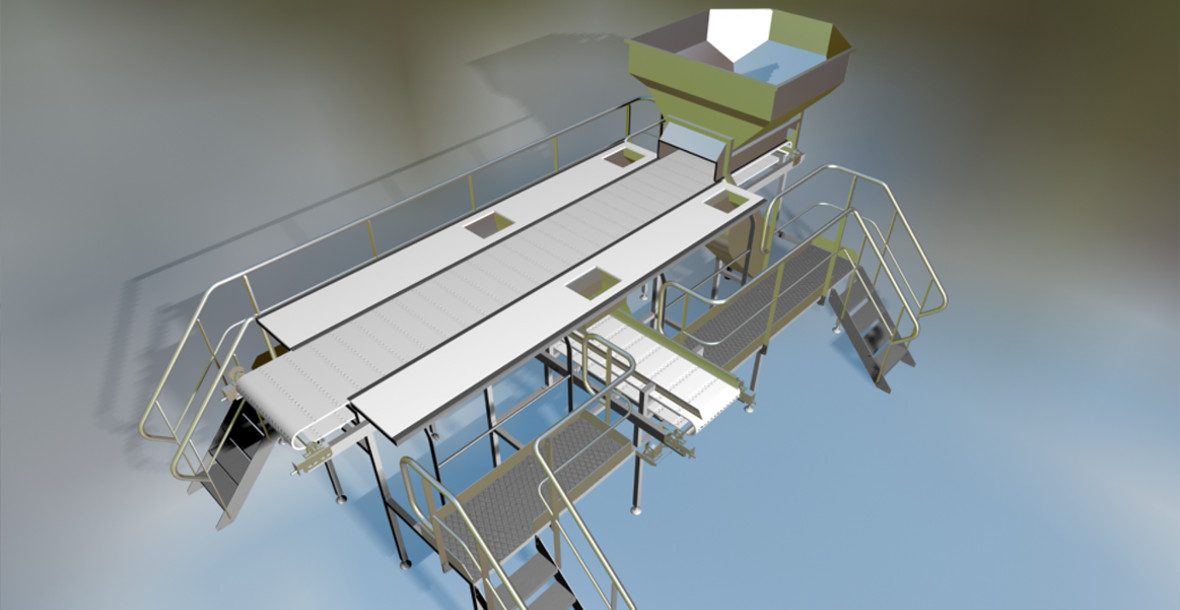 EGRETIER Sorting tables