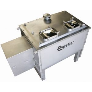 EGRETIER Mixer for food industry